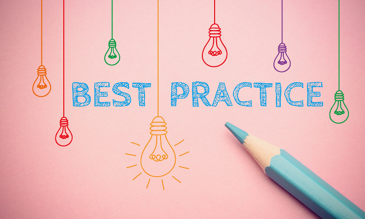 Best practices for turbulent times
