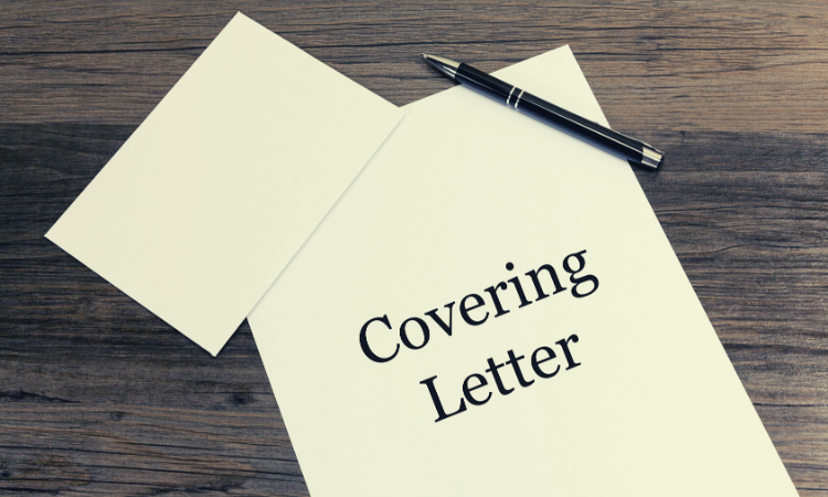 How To Write a Powerful Covering Letter