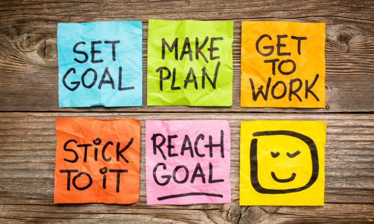 Personal Goals Vs KPIs